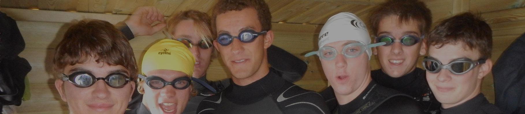 Bude Surf Life Saving Open Water Swim, Cornwall